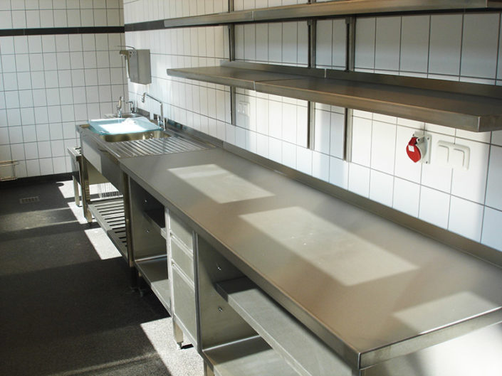 Beratung und Planung für Gemeinschaftsverpflegung und Großküchenplanung im Rhein Main Gebiet.